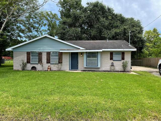 351 County Road 607, Dayton, TX 77535 (MLS #37985422) :: The Bly Team