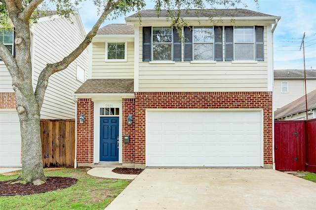 2511 Radcliffe Street, Houston, TX 77007 (MLS #37991438) :: The Home Branch