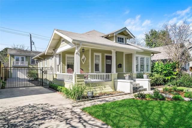 835 Harvard Street, Houston, TX 77007 (MLS #37998697) :: Caskey Realty
