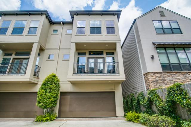 232 Detering Street A, Houston, TX 77007 (MLS #38002574) :: Krueger Real Estate