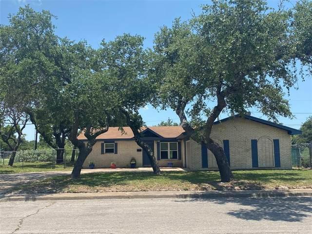 1307 W Palm Drive, Aransas Pass, TX 78336 (MLS #38011209) :: Christy Buck Team