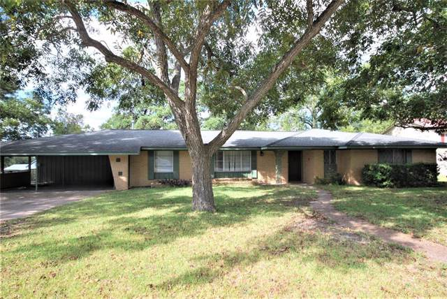 203 E 4th Street, Flatonia, TX 78941 (MLS #3801875) :: Texas Home Shop Realty