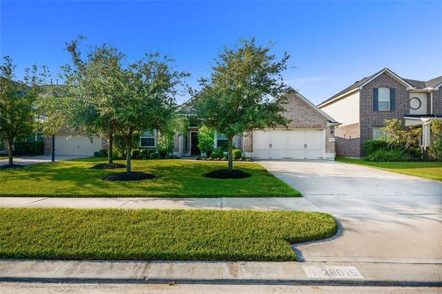 28015 Everett Knolls Drive, Katy, TX 77494 (MLS #38023663) :: The Home Branch