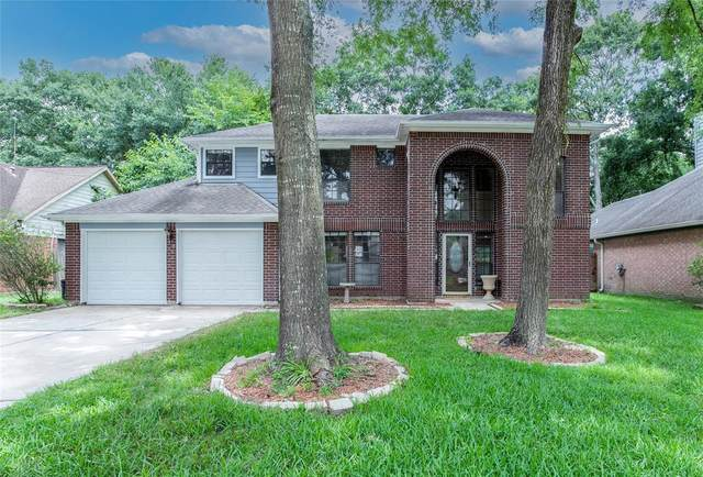 2303 Rolling Glen Drive, Spring, TX 77373 (MLS #38035596) :: The SOLD by George Team