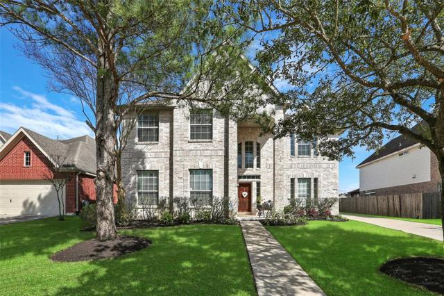 2523 Falcon Knoll Lane, Katy, TX 77494 (MLS #38036760) :: The Heyl Group at Keller Williams