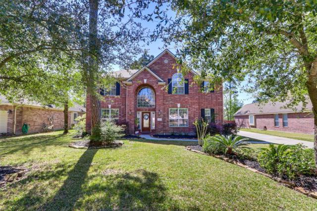 2508 Franklin Woods Drive, Conroe, TX 77304 (MLS #38041963) :: The Home Branch