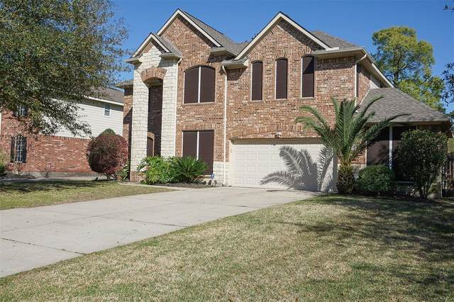 25449 Ramrock Drive, Porter, TX 77365 (MLS #38042869) :: The SOLD by George Team