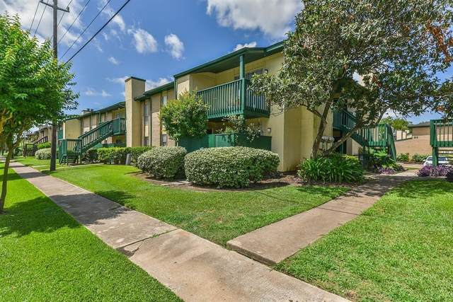 1516 Bay Area Boulevard S11, Houston, TX 77058 (MLS #38045158) :: The SOLD by George Team