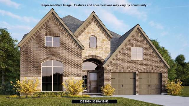 19202 Chestnut Colt Trail, Tomball, TX 77377 (MLS #38045608) :: The Bly Team