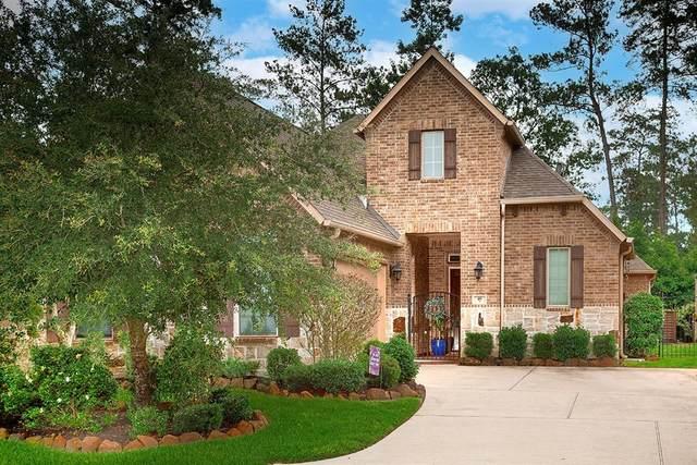 46 Sundown Ridge Place, The Woodlands, TX 77375 (MLS #38047405) :: Keller Williams Realty