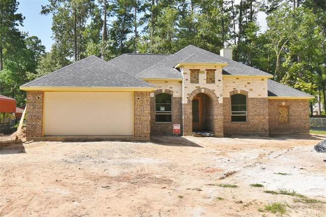 2619 N Colosseum Court, New Caney, TX 77357 (MLS #38056054) :: The SOLD by George Team