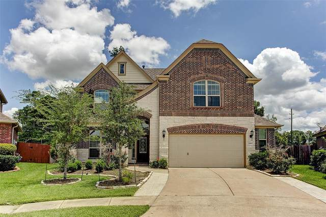 24015 Richglen Court, Spring, TX 77389 (MLS #38056891) :: The SOLD by George Team