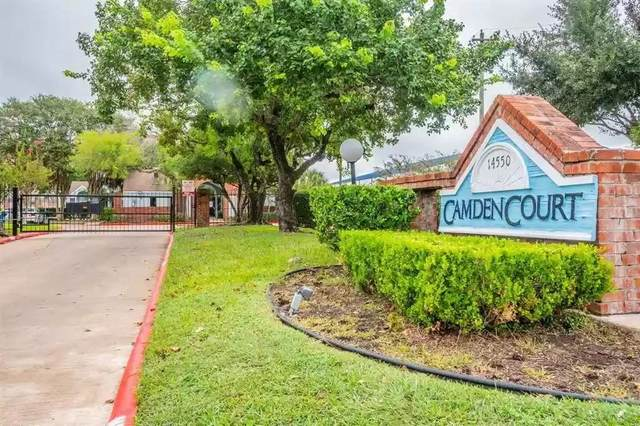 14550 Fonmeadow Drive #1004, Houston, TX 77035 (MLS #38065634) :: The SOLD by George Team