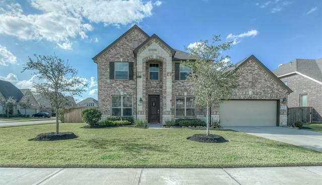 3134 Currant Drive, Manvel, TX 77578 (MLS #38066346) :: Lerner Realty Solutions