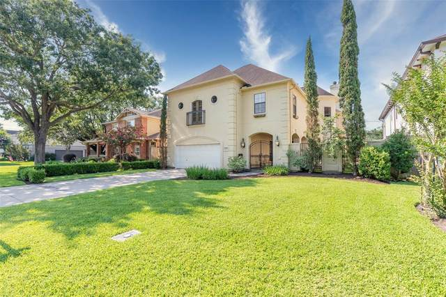 5303 Aspen Street, Bellaire, TX 77401 (MLS #38066553) :: All Cities USA Realty