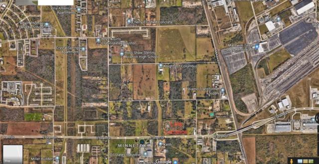 0 Santa Rosa St Street, Houston, TX 77048 (MLS #38072168) :: Fairwater Westmont Real Estate