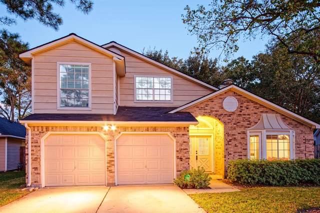 8610 Lake Crystal Drive, Houston, TX 77095 (#3807868) :: ORO Realty