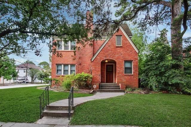 1701 Hawthorne Street, Houston, TX 77098 (MLS #3809056) :: The Wendy Sherman Team