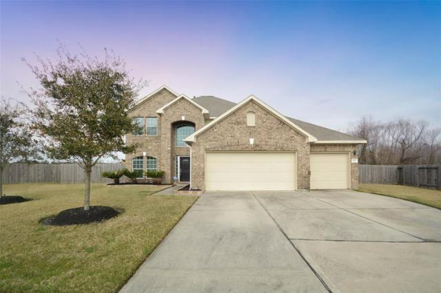 2922 Rippling Brook Lane, Dickinson, TX 77539 (MLS #38092018) :: Texas Home Shop Realty