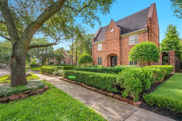 3401 Tangley Road, Houston, TX 77005 (MLS #38098424) :: Ellison Real Estate Team