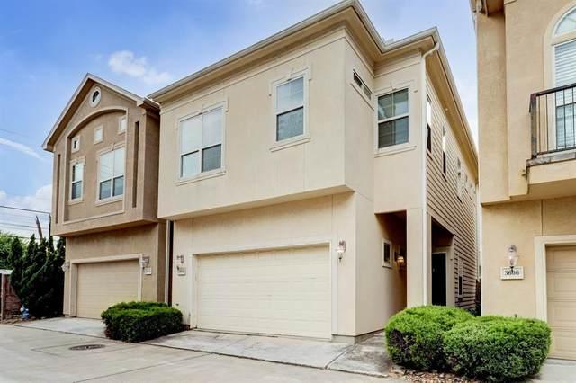 3610 Hempstead Villa Drive, Houston, TX 77008 (MLS #38116086) :: NewHomePrograms.com