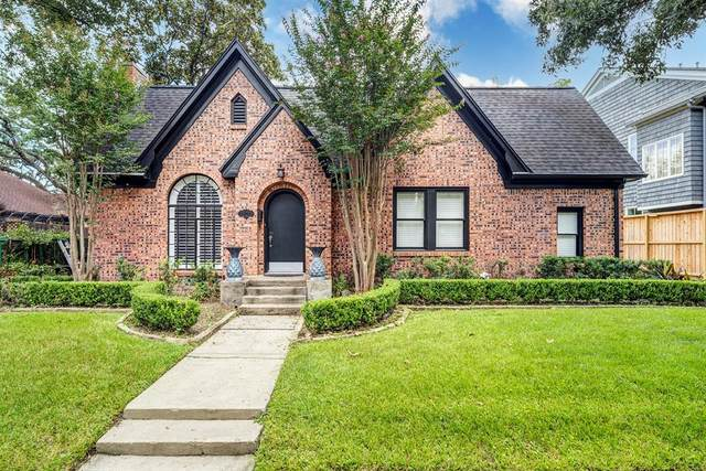 3016 Georgetown Street, West University Place, TX 77005 (MLS #38123360) :: The Bly Team