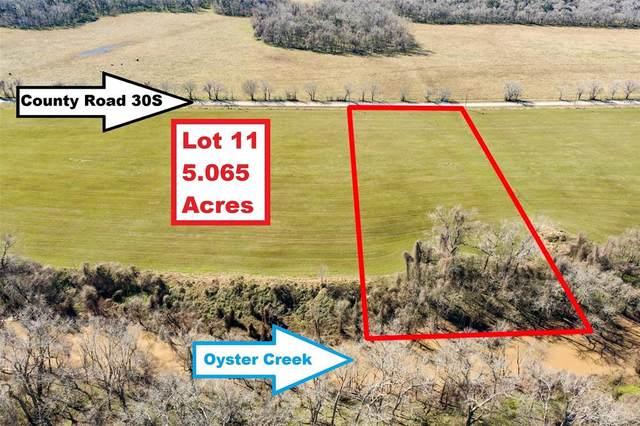 Lot 11 County Road 30S, Angleton, TX 77515 (MLS #38145603) :: Ellison Real Estate Team