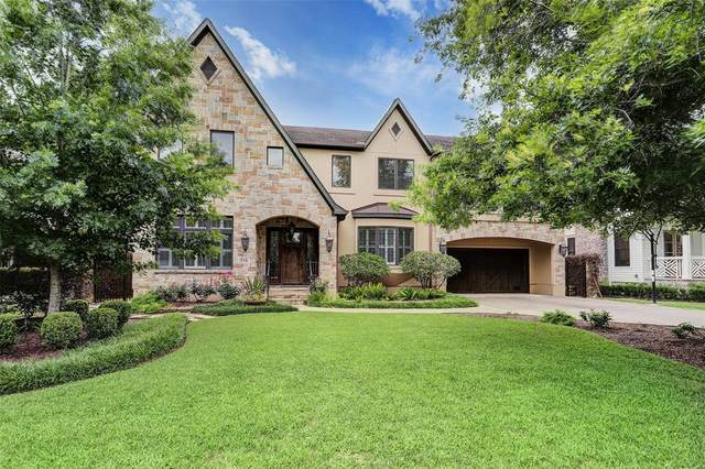 516 Chelsea Street, Bellaire, TX 77401 (MLS #3814727) :: Connell Team with Better Homes and Gardens, Gary Greene