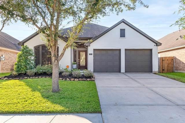 2814 Arbor Brook Lane, Pearland, TX 77584 (MLS #38156418) :: Guevara Backman