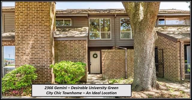 2366 Gemini Street, Houston, TX 77058 (MLS #38158643) :: Texas Home Shop Realty