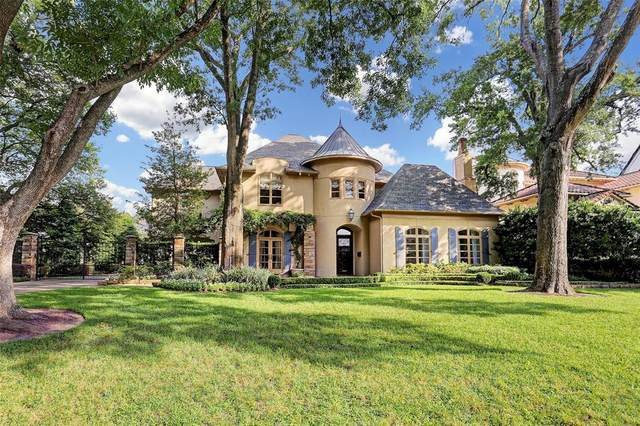 5419 Bordley Drive, Houston, TX 77056 (MLS #38170277) :: The Sansone Group