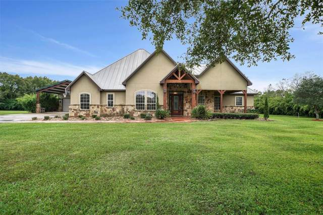 3367 County Road 145, Alvin, TX 77511 (MLS #38171854) :: The Sold By Valdez Team
