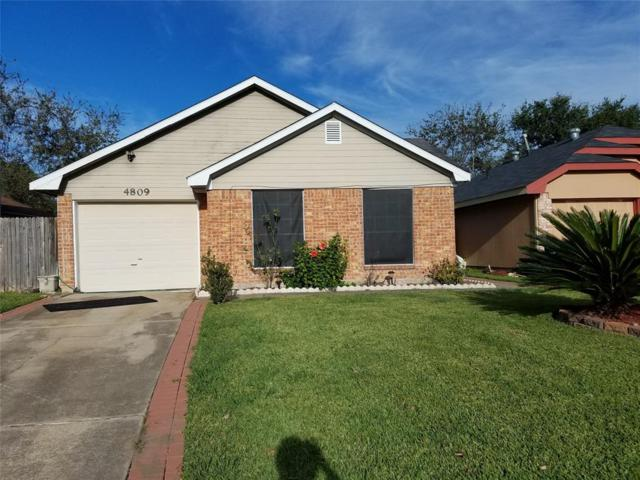 4809 Dogwood Drive, Rosenberg, TX 77471 (MLS #38173432) :: Texas Home Shop Realty