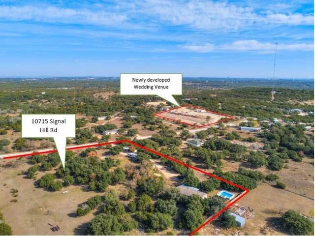 10715 Signal Hill Road, Austin, TX 78737 (MLS #38183910) :: The Bly Team