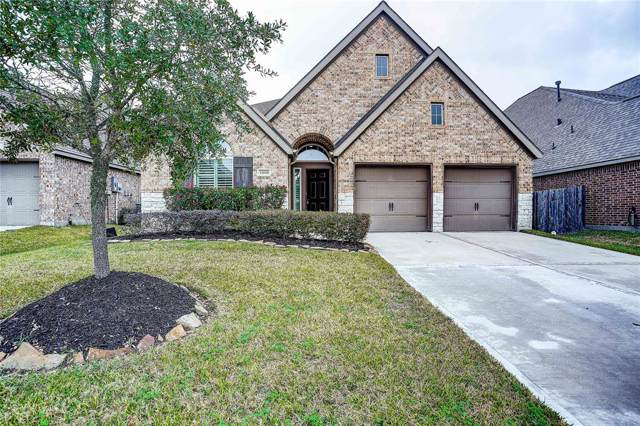 13935 Palm Ridge Lane, Pearland, TX 77584 (MLS #38185492) :: The SOLD by George Team