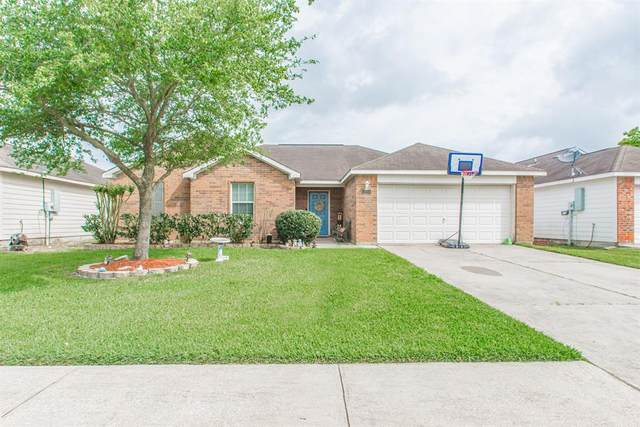 9016 Mackerel Drive, Texas City, TX 77591 (MLS #38190290) :: Ellison Real Estate Team