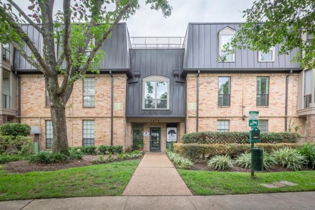 2475 Underwood Street #169, Houston, TX 77030 (MLS #3819626) :: The Heyl Group at Keller Williams