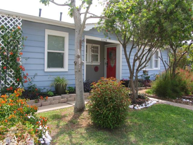 5128 Avenue R 1/2, Galveston, TX 77551 (MLS #38199578) :: Texas Home Shop Realty
