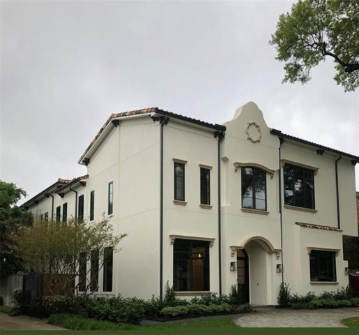 3037 Reba Drive, Houston, TX 77019 (MLS #38200483) :: Krueger Real Estate