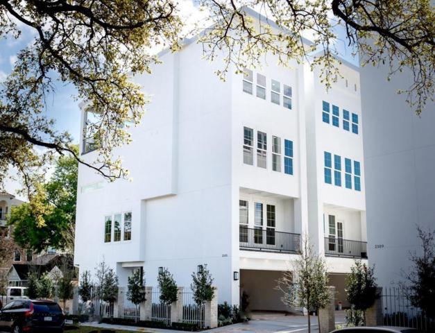2509 Dorrington C, Houston, TX 77030 (MLS #38201222) :: Giorgi Real Estate Group