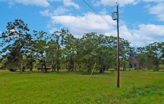 Lot 29 Oak Hill Drive, Point Blank, TX 77364 (MLS #38228553) :: Texas Home Shop Realty