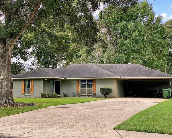 137 Valley Drive, Liberty, TX 77575 (MLS #38240226) :: Connect Realty
