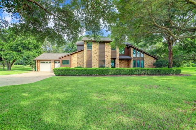 9403 Oakcrest Drive, Manvel, TX 77578 (MLS #38254271) :: Fairwater Westmont Real Estate