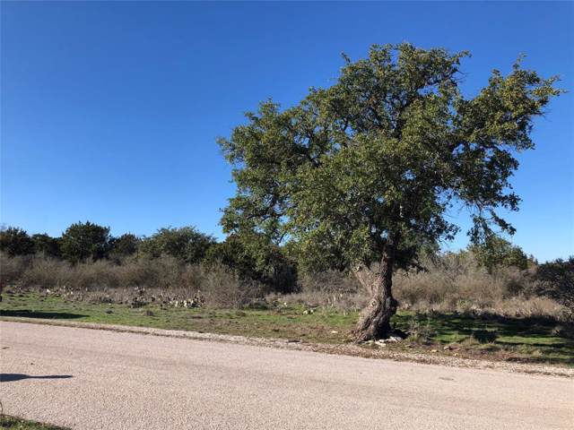 0 Thrill Hill Trail Trail, Burnet, TX 78611 (MLS #38277722) :: The Heyl Group at Keller Williams