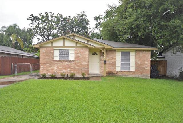 607 Avenue F, South Houston, TX 77587 (MLS #38288835) :: The SOLD by George Team