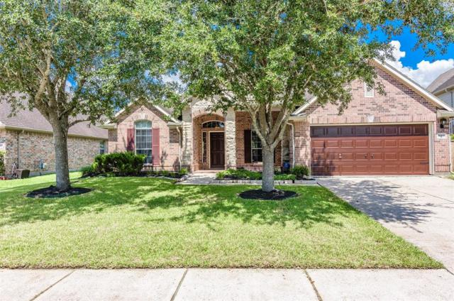 5413 Magnolia Green Lane, League City, TX 77573 (MLS #38296869) :: The SOLD by George Team