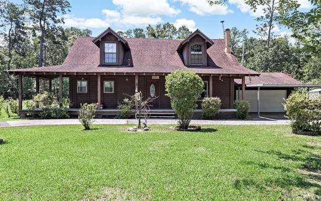 135 Woodlawn Drive, Sour Lake, TX 77659 (MLS #38304578) :: All Cities USA Realty