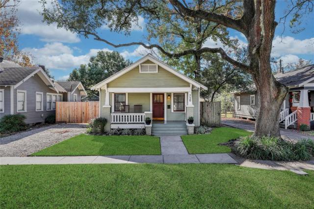 730 E 18th Street, Houston, TX 77008 (MLS #38307383) :: Texas Home Shop Realty
