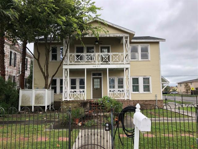 1027 Church Street, Galveston, TX 77550 (MLS #38313798) :: JL Realty Team at Coldwell Banker, United
