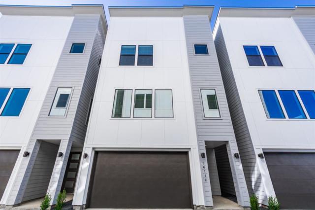 9609 Marlive Lane B, Houston, TX 77025 (MLS #3832848) :: Fairwater Westmont Real Estate